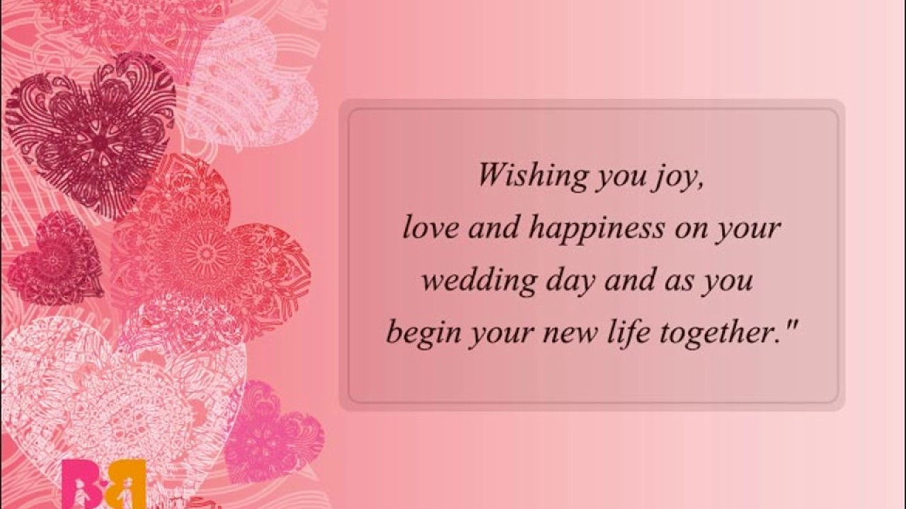 Marriage Congratulations Quotes  Wedding wishes messages and quotes Congratulations