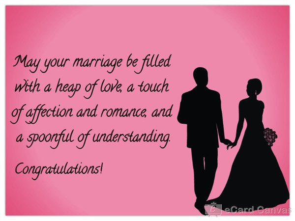 Marriage Congratulations Quotes  Congratulations Your Marriage Quotes QuotesGram