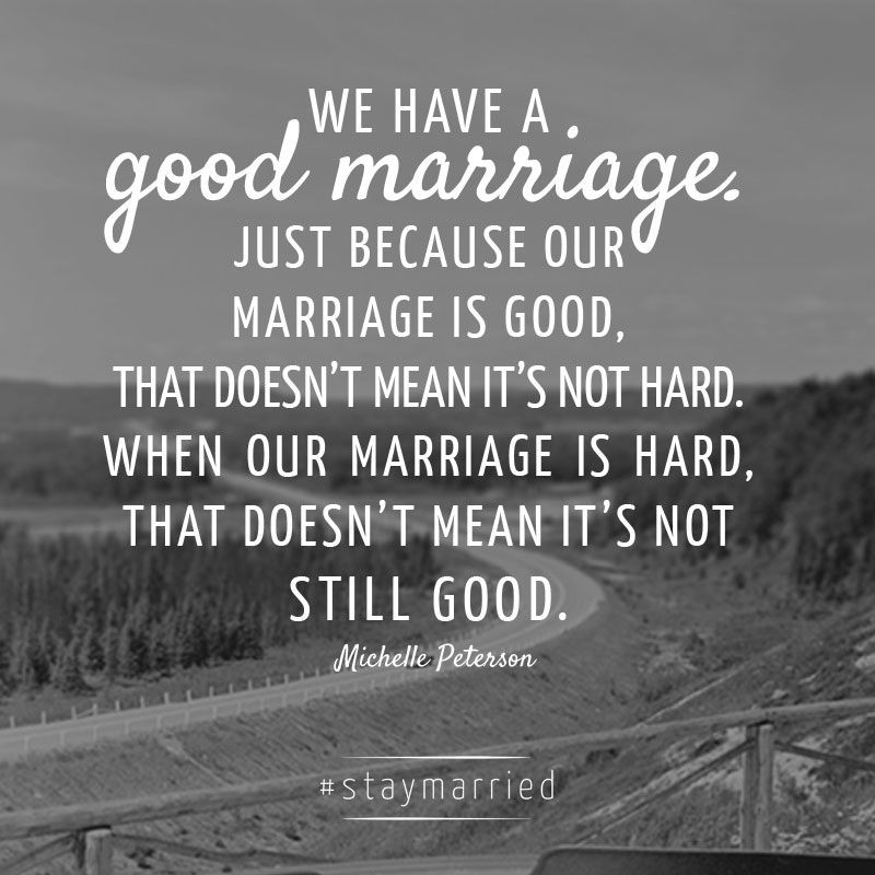 Marriage Is Hard Quotes  Some Problems In Your Marriage Are Here To Stay Michelle
