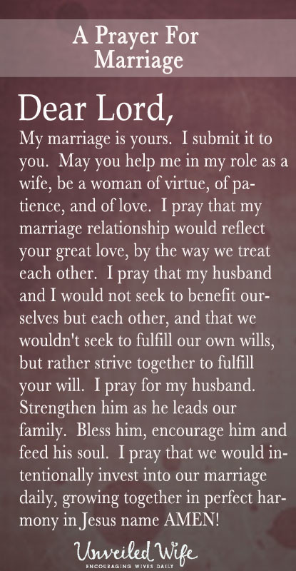 Marriage Prayer Quotes  Our Marriage Prayer Quotes QuotesGram