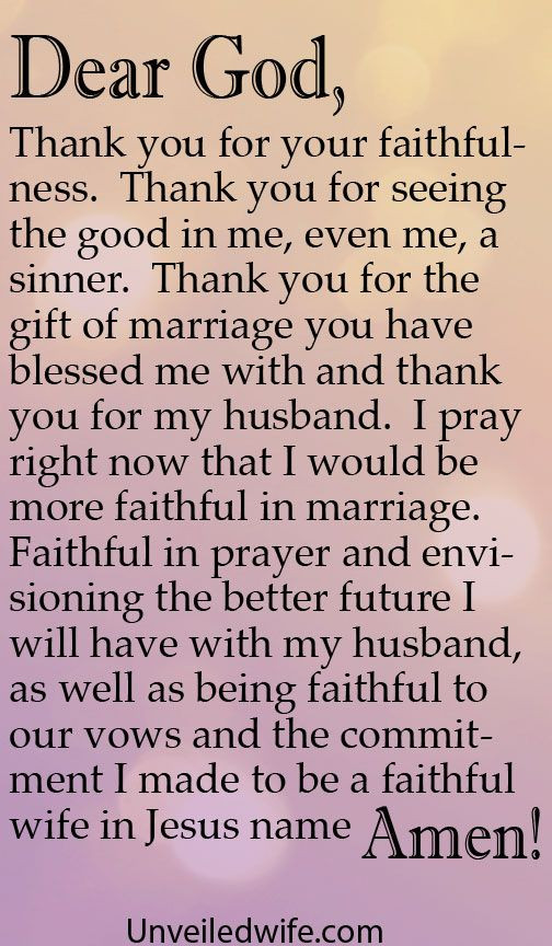 Marriage Prayer Quotes  Prayer The Day Being Faithful In Marriage