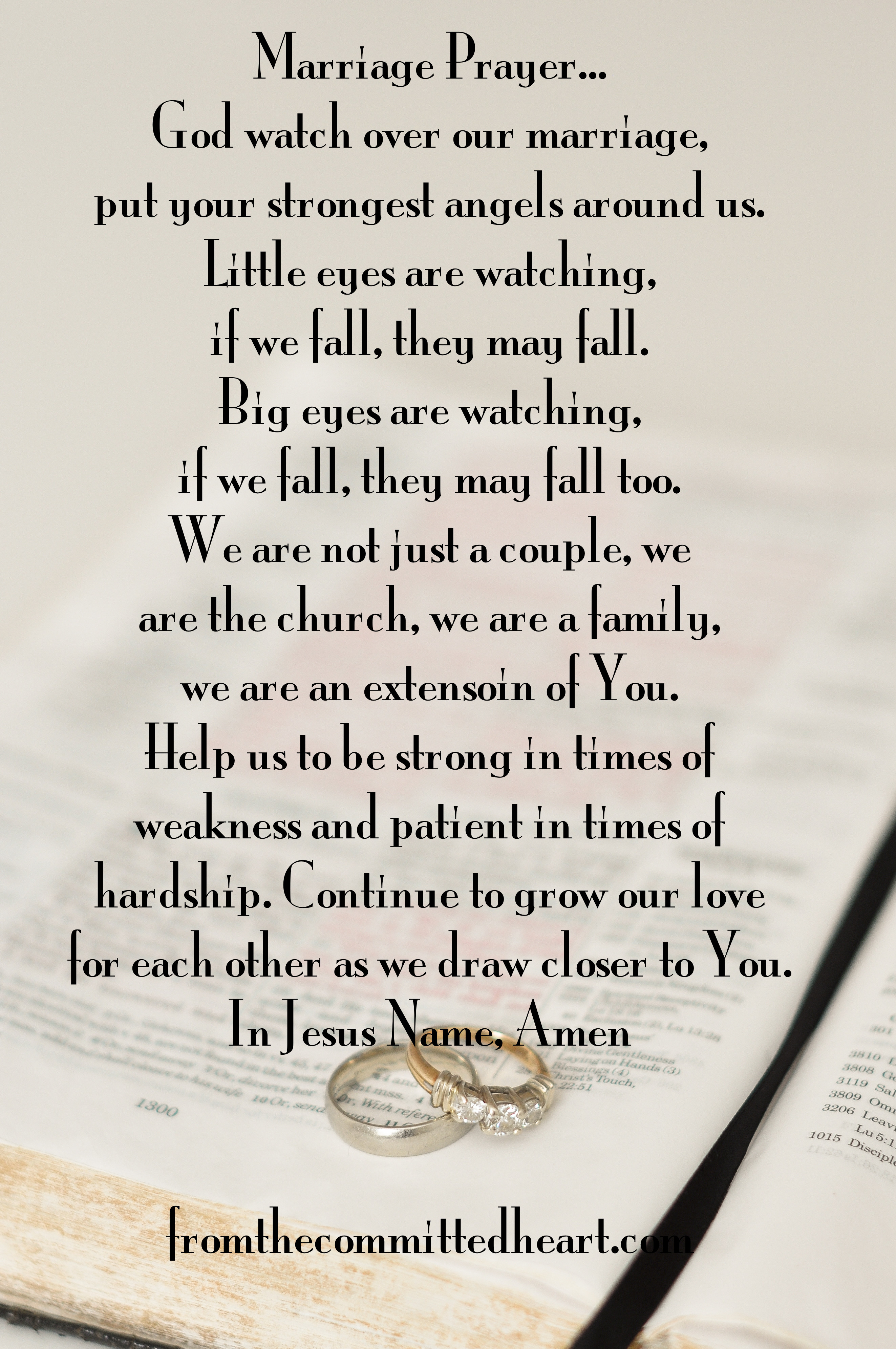 Marriage Prayer Quotes  Praying for your husband from Head to Toe Love this