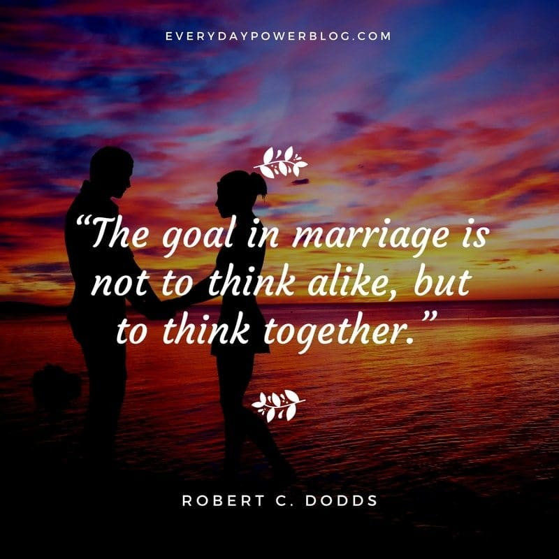 Marriage Quotes For Her  70 Marriage Quotes munication & Teamwork 2019