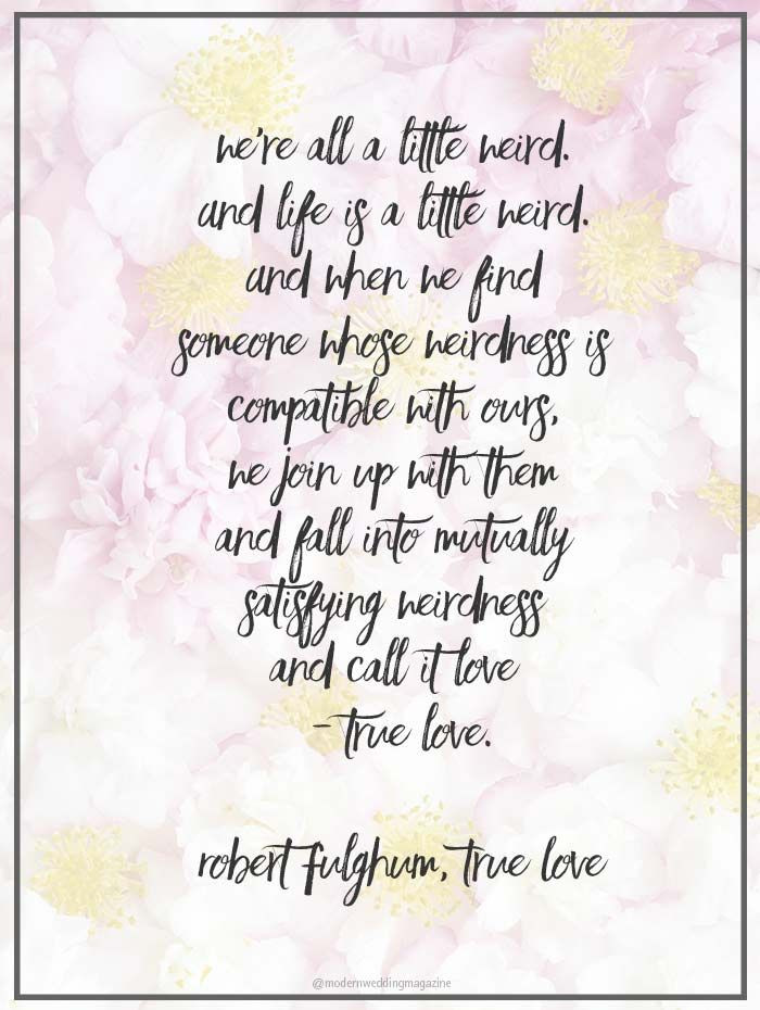 Marriage Quotes For Her  Romantic Wedding Day Quotes That Will Make You Feel The