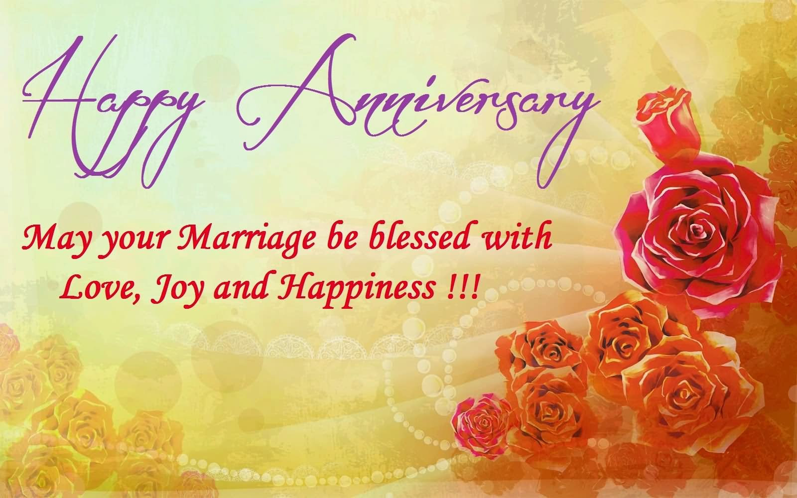 May God Bless Your Marriage Quotes  Happy Anniversary May Your Marriage Be Blessed With Love