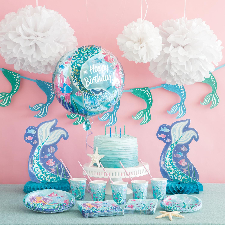 Mermaid Birthday Party Favor Ideas  Mermaid Party Ideas