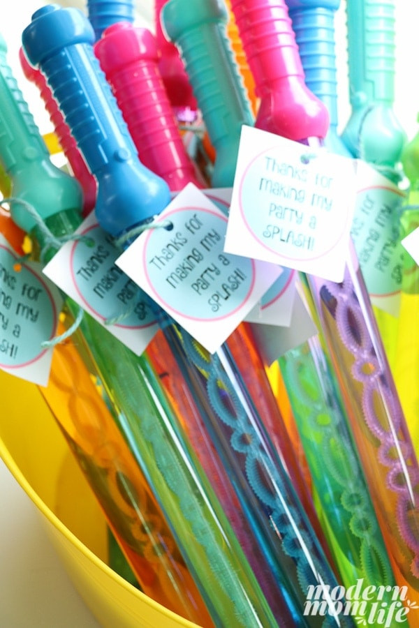 Mermaid Birthday Party Favor Ideas  Host The Best Little Mermaid Party Ever Modern Mom Life