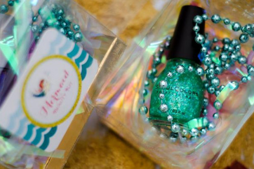 Mermaid Birthday Party Favor Ideas  Mermaid or Under the Sea Party Ideas & Inspiration My