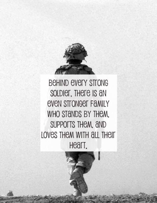 Military Family Quotes  173 best Military Inspirational Quotes images on Pinterest