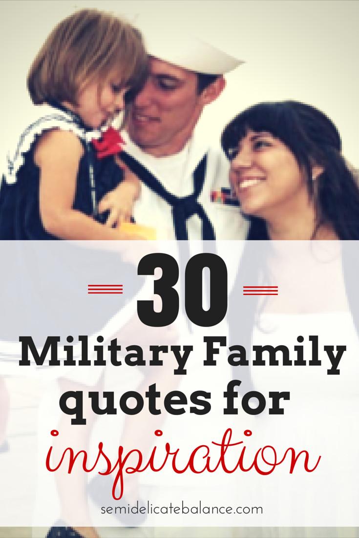 Military Family Quotes  30 Military Family Quotes for Inspiration
