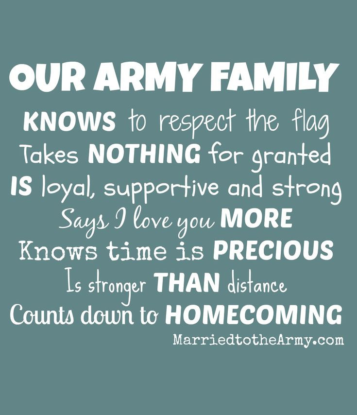 Military Family Quotes  25 best Military Family Quotes on Pinterest