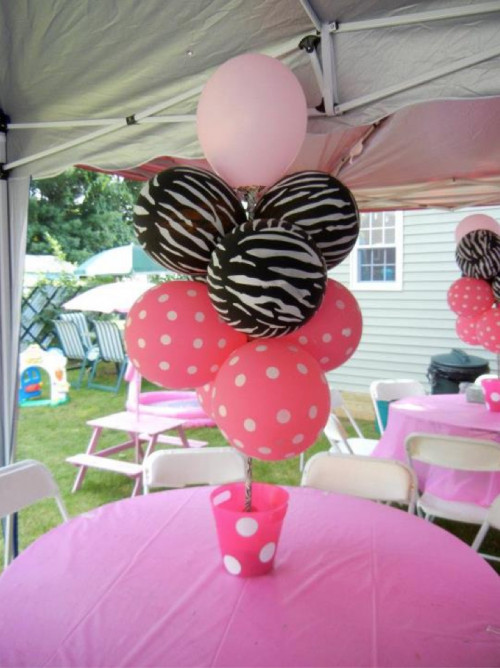 Minnie Mouse Backyard Party Ideas  Minnie Mouse Birthday Party