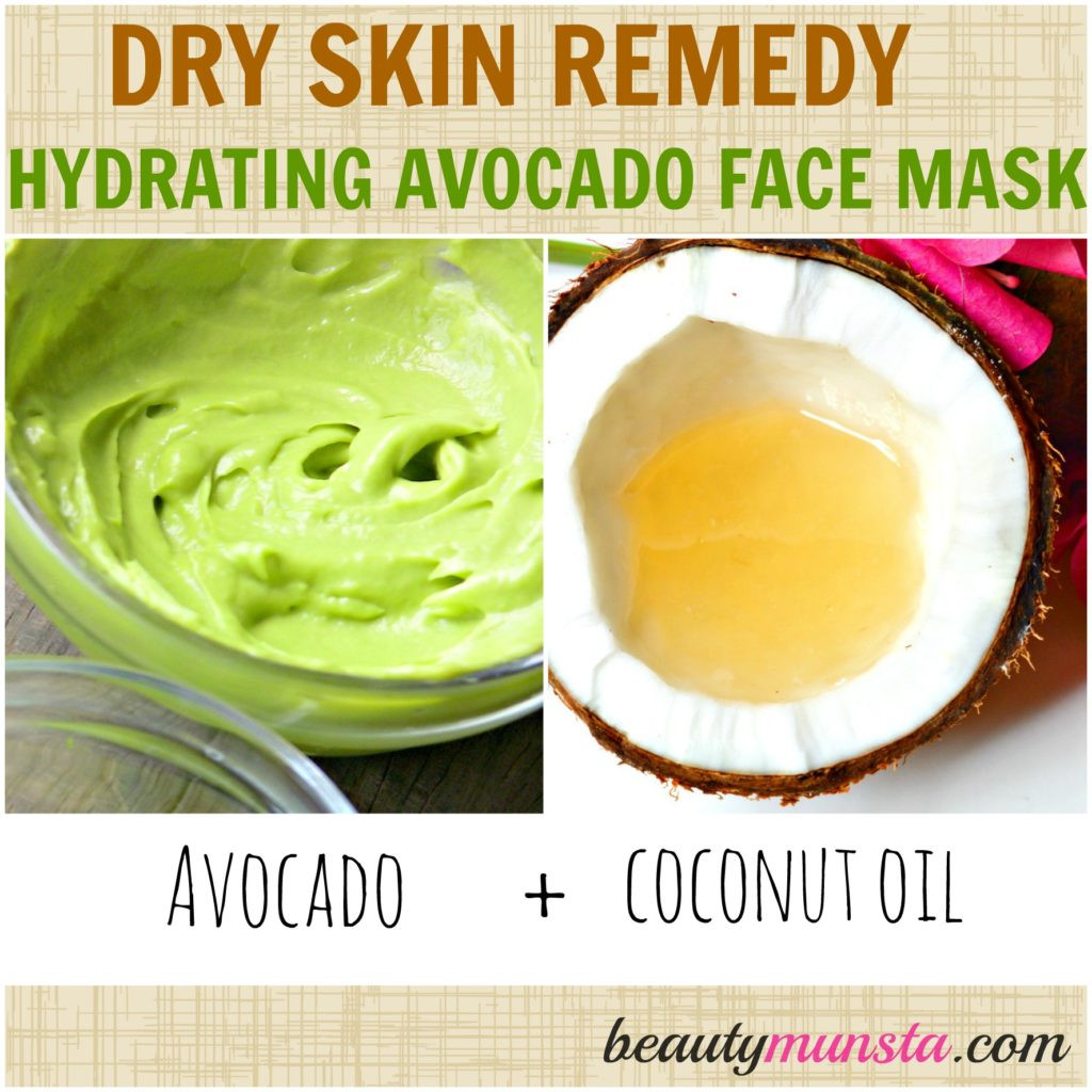 Moisturizing Face Mask DIY  Top 3 Homemade Face Masks for Dry Skin beautymunsta
