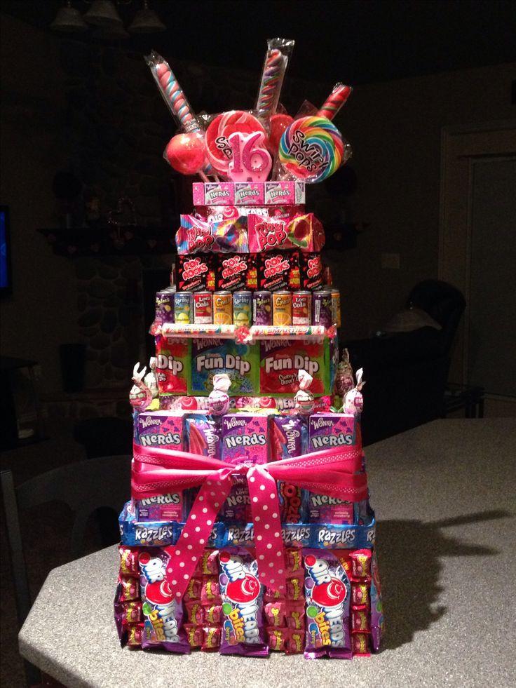 Mom'S Birthday Gift Ideas  16 th birthday FFF FAT FUN FOOD Pinterest