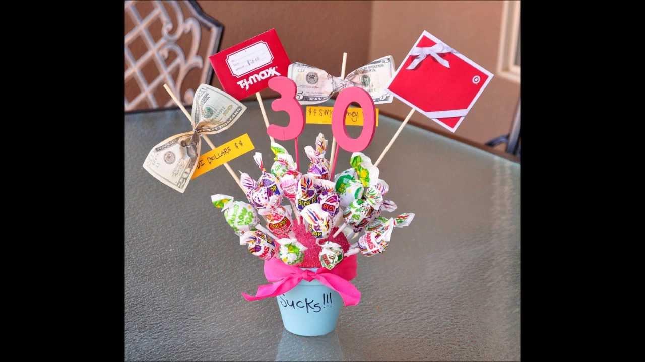 Mom'S Birthday Gift Ideas  30th birthday t ideas 30th birthday present ideas