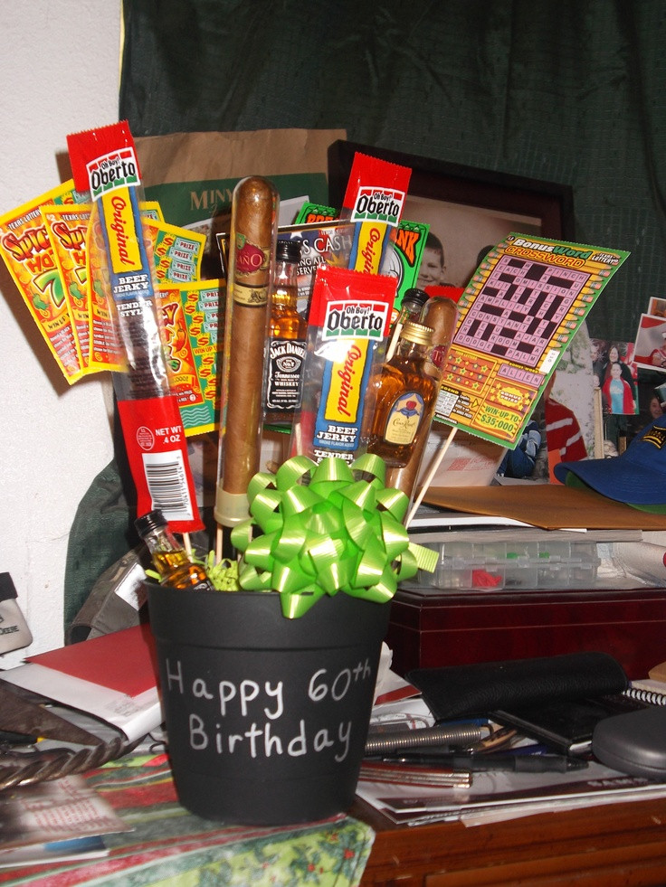 """Mom'S Birthday Gift Ideas  Made this in March for my Dad s 60th Birthday """"Man"""