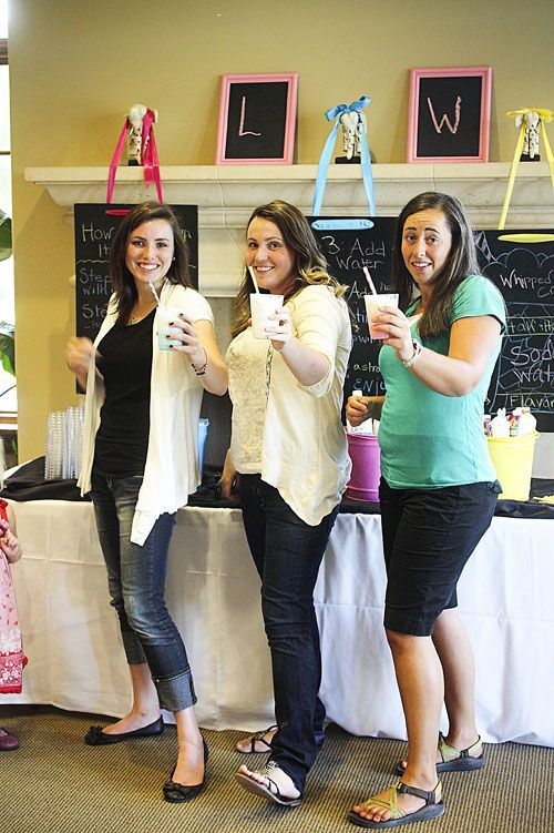 Mormon Bachelorette Party Ideas  lds bridal shower Party Ideas