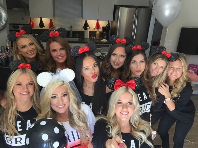 Mormon Bachelorette Party Ideas  Mallory s Disneyland Bachelorette Party
