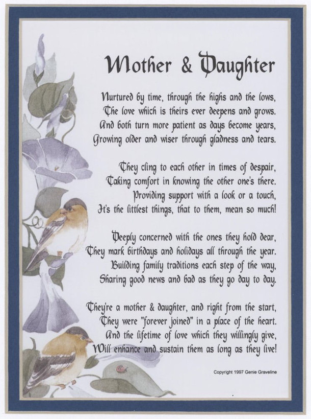 Mother And Daughters Quotes  20 Best Mother And Daughter Quotes