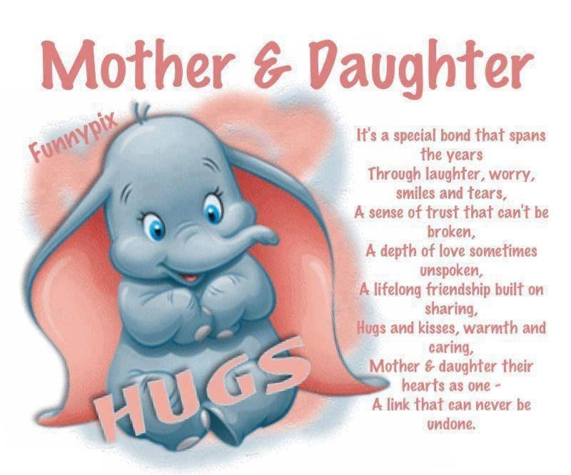 Mother Daughter Quotes Images  Mother And Daughter s and for