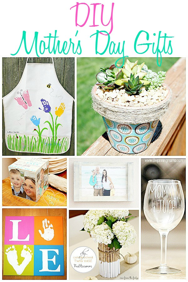 Mother Day Gift Ideas  DIY Mother s Day DIY Gift Ideas Home Made Interest