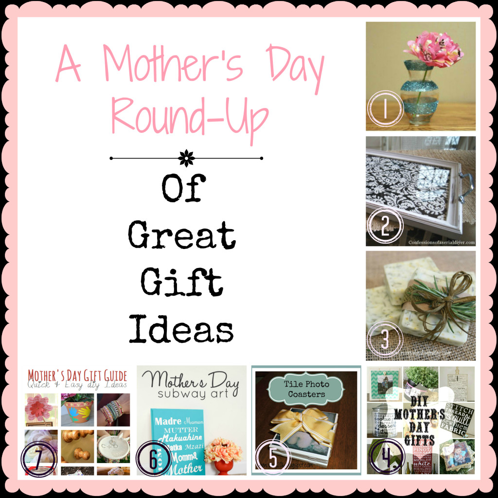 Mother Day Gift Ideas  Mother s Day Gift Ideas Roundup Artsy Chicks Rule