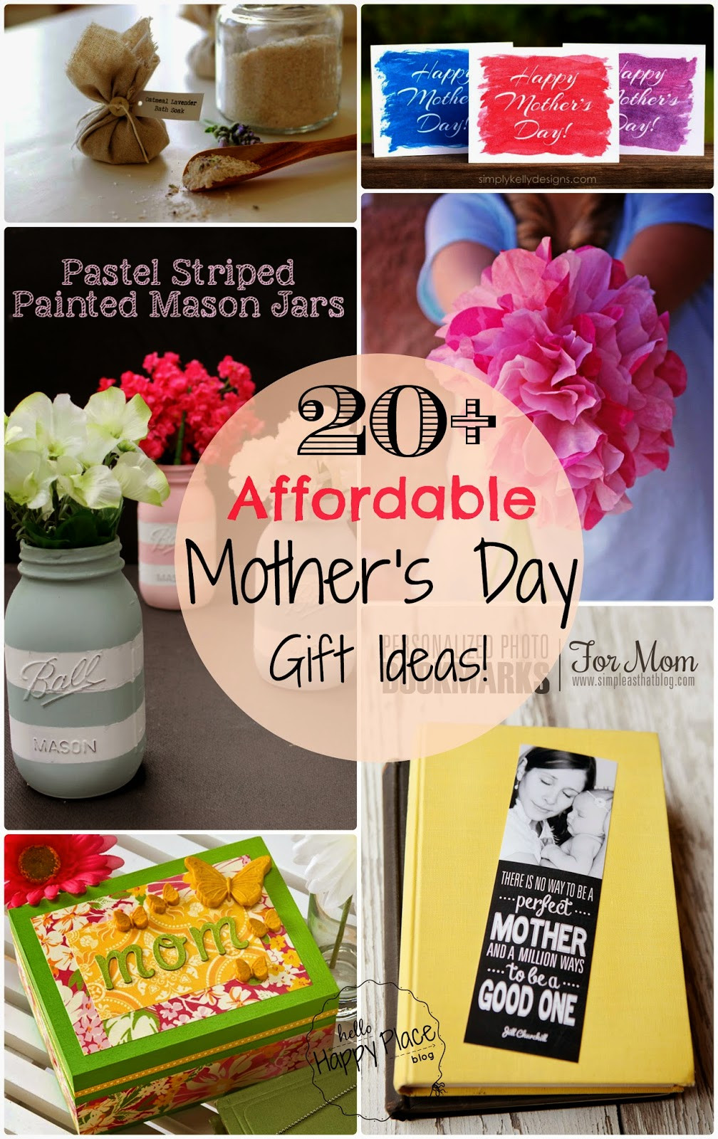 Mother Day Gift Ideas  Hello Happy Place