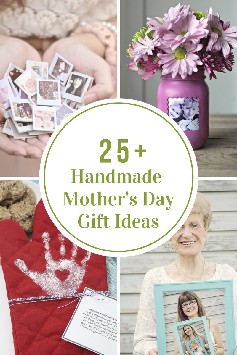 Mother Day Gift Ideas  43 DIY Mothers Day Gifts Handmade Gift Ideas For Mom