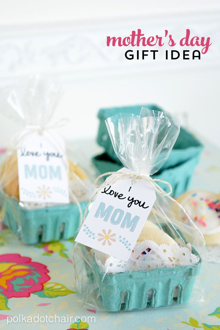 Mother Day Gift Ideas  Easy Mother s Day Gift Ideas on Polka Dot Chair Blog