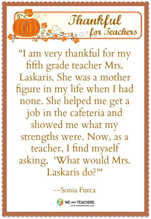 Mother Figure Quotes  12 best Thankful for Teachers images on Pinterest