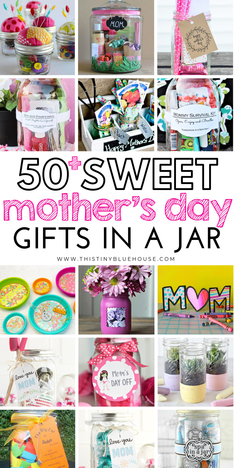 Mother'S Day 2019 Gift Ideas  50 Thoughtful Creative Mother s Day Gifts In A Jar This