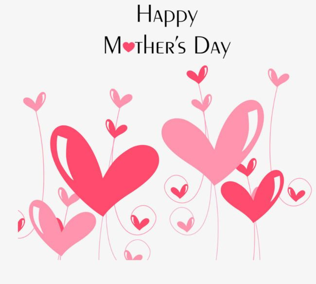 Mother'S Day Blessing Quotes  Creative Mother s Day Mother s Day Warm Flower PNG