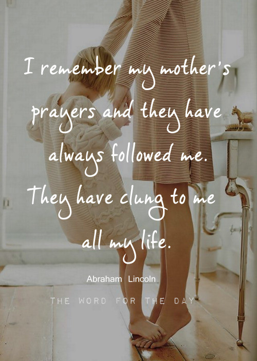 Mother'S Day Blessing Quotes  mother s day quotes on Tumblr