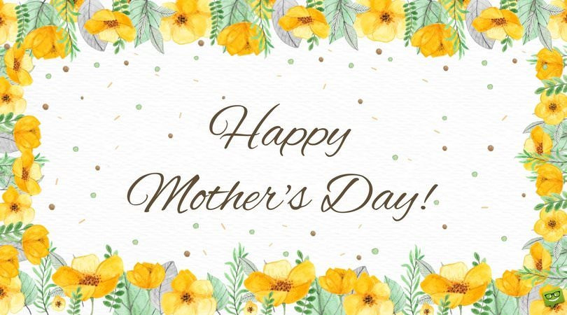 Mother'S Day Blessing Quotes  I love you Mom