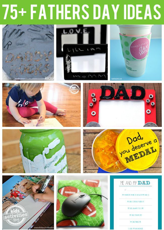 Mother'S Day Gift Ideas For Preschoolers  75 AMAZING FATHERS DAY IDEAS