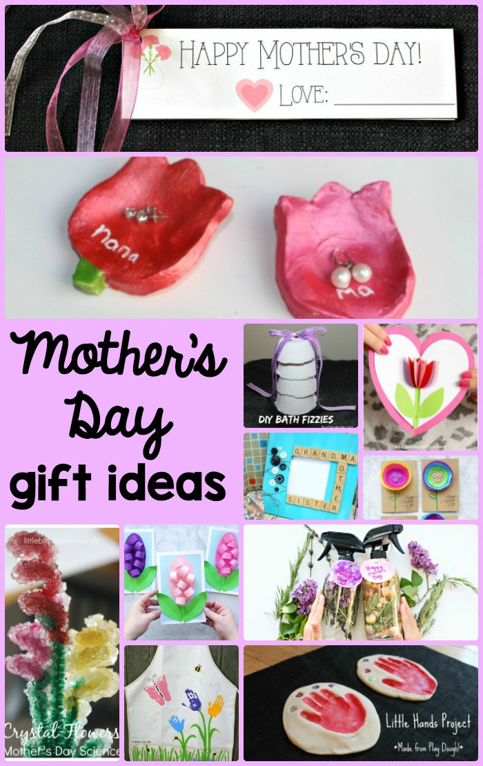 Mother'S Day Gift Ideas For Preschoolers  20 Mother s Day Gift Ideas