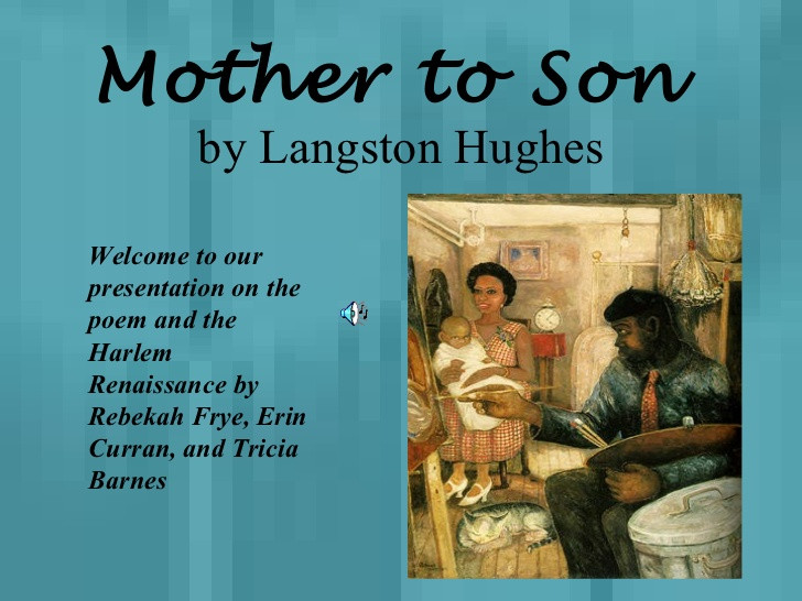 Mothers Quote To Her Son  Mother to son 1