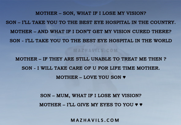 Mothers Quote To Her Son  Mothers Love Quotes For Her Son QuotesGram