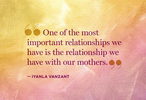 Mothers Quotes From Daughters  50 Inspiring Mother Daughter Quotes with