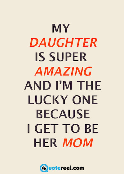 Mothers Quotes From Daughters  50 Mother Daughter Quotes To Inspire You