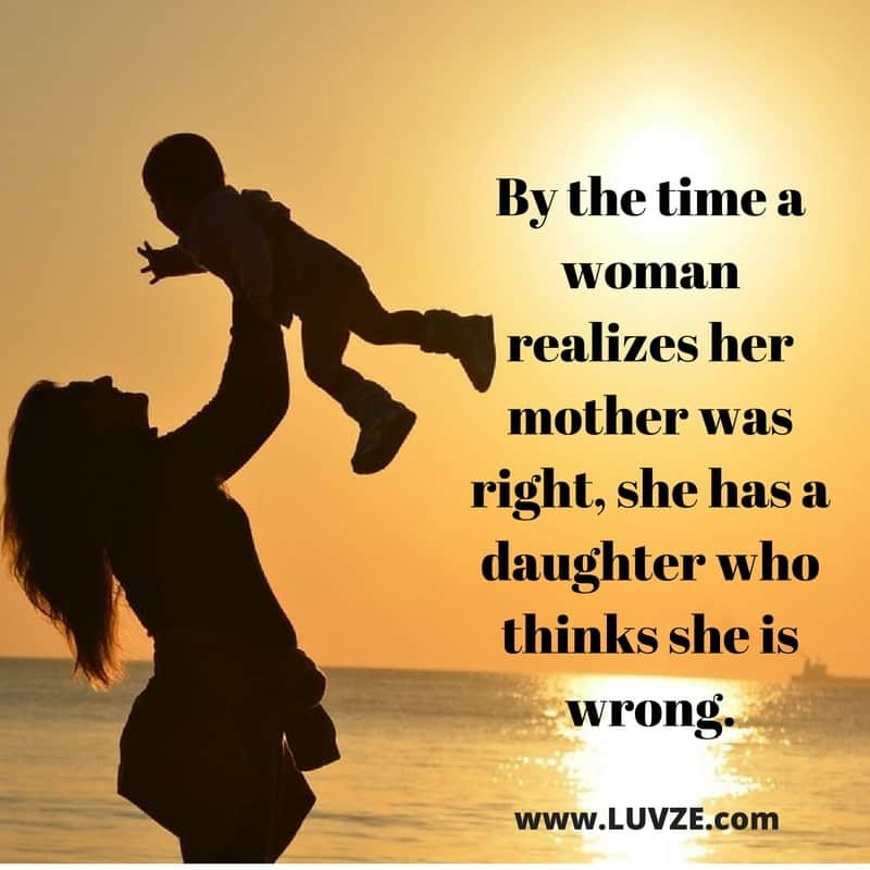 Mothers Quotes From Daughters  100 Cute Mother Daughter Quotes and Sayings