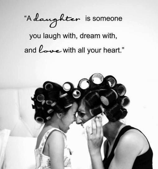 Mothers Quotes From Daughters  20 Mother Daughter Quotes