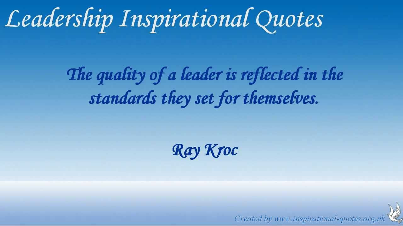 Motivational Leadership Quotes  Leadership Inspirational Quotes