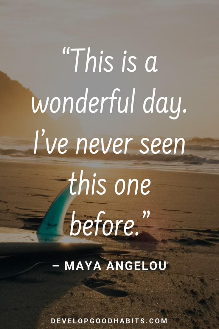 Motivational Morning Quotes  Early Motivation Good Morning Quotes Maya t