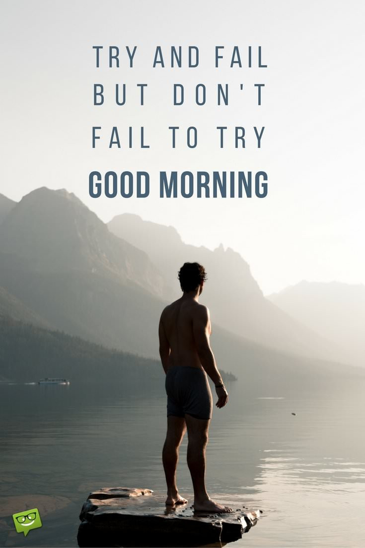 Motivational Morning Quotes  Breakfast for the Mind