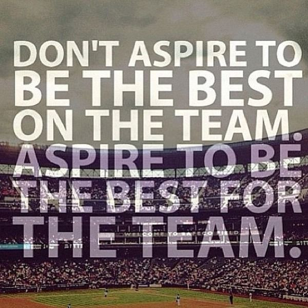 Motivational Quotes For Teams  Best 25 Team player ideas on Pinterest