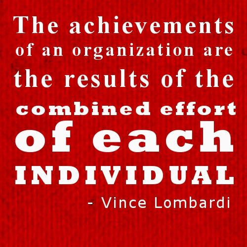 Motivational Quotes For Teams  Best 25 Inspirational team quotes ideas on Pinterest