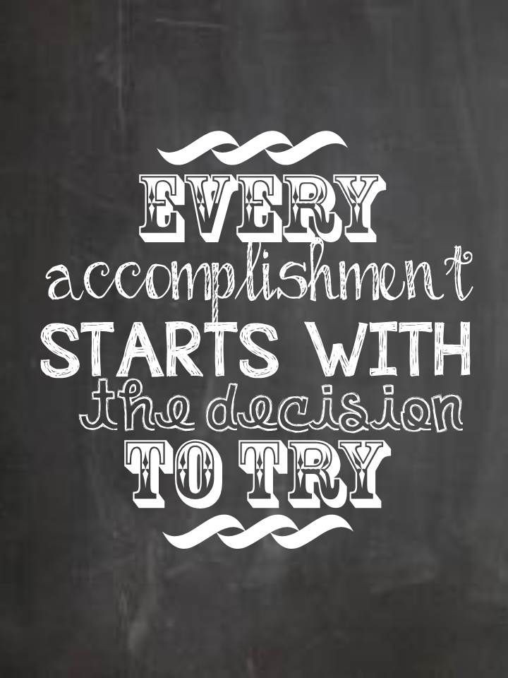 Motivational Quotes For The Workplace  Encouraging Workplace Chalkboard Quotes
