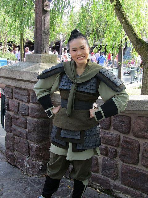 Mulan Costume DIY  DIY Mulan Costume