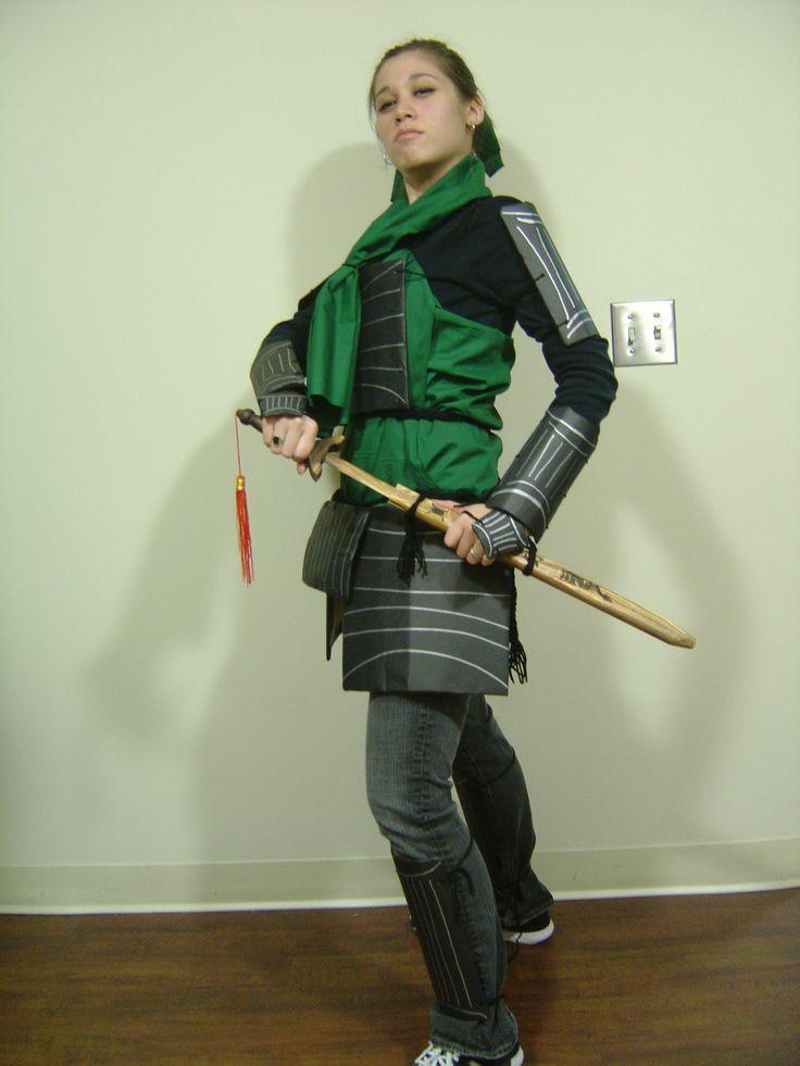 Mulan Costume DIY  Mulan warrior costume princesshalf Costumes